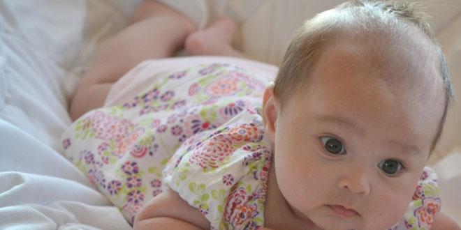 Bebek Gelişimi 3. Ay 4. Hafta