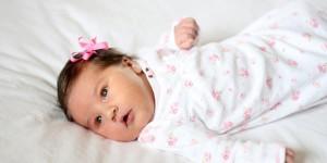Bebek Gelişimi 4. Ay 3. Hafta
