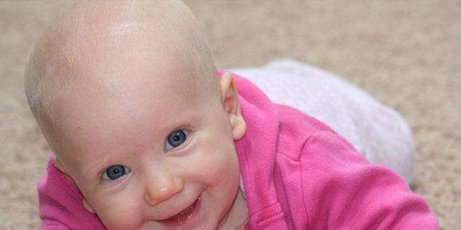 Bebek Gelişimi 9. Ay 1. Hafta